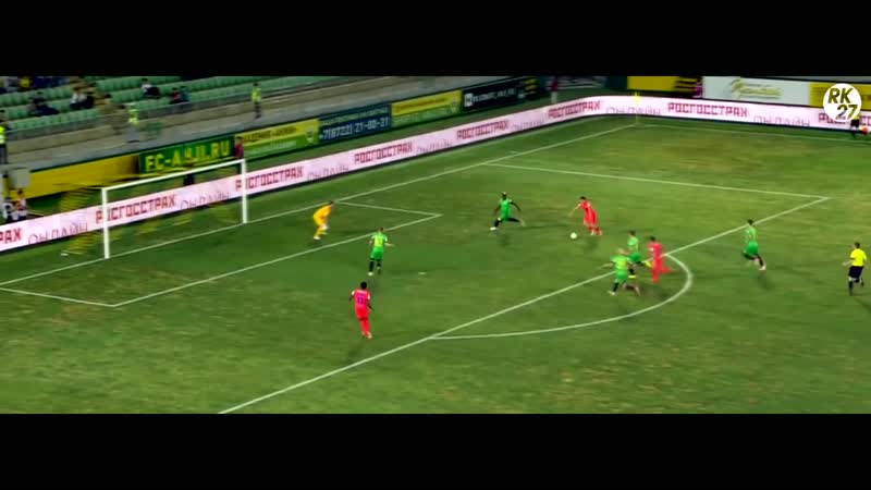 Aleksandr Golovin — Goals Skills - 2017/18