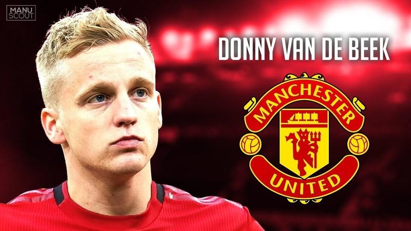 This Is Why Manchester United Needs Donny van de Beek !
