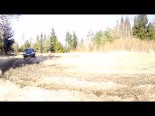 Эпичное видео(сильный ветер)