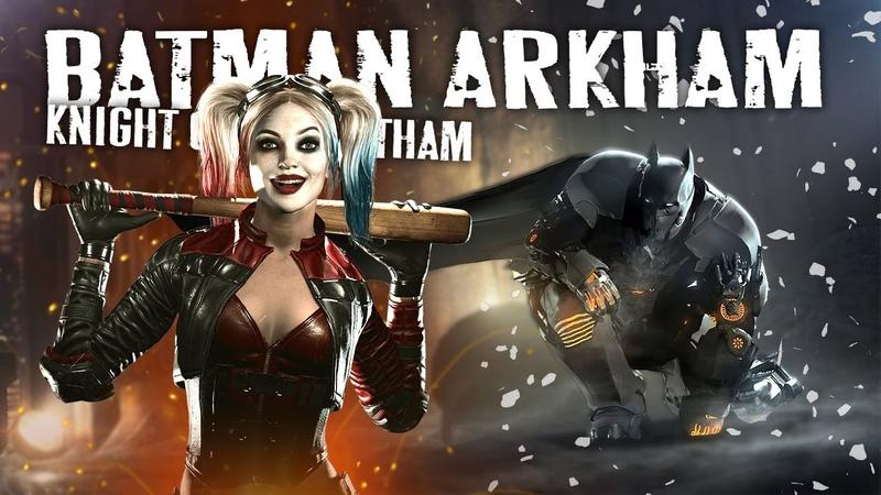 Batman Gotham Knights анонс ИГРЫ рыцари Готэма PS5 и Xbox Series X Новая игра про БЭТМЕНА