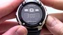 Часы Casio Illuminator AE 2000W 1B Инструкция как настроить от