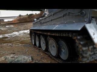 epic_full_metal_tank_ride_going_to_war+RC models