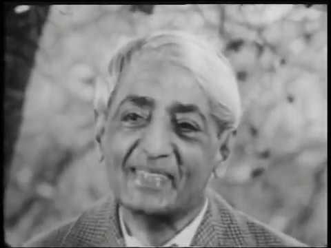 Дж Кришнамурти Истинная революция в сознании 5 Что такое любовь