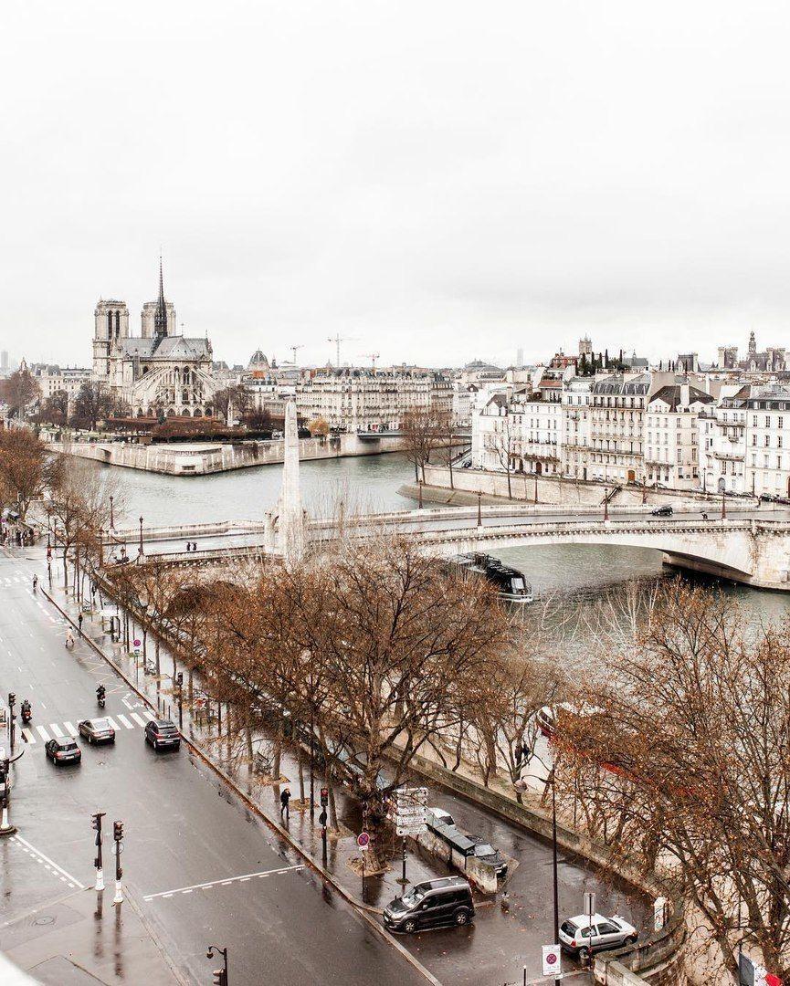 Прекрасный Париж