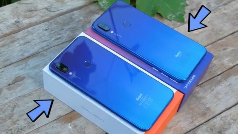 Redmi Note 7 VS Redmi Note 7 PRO ГЛАВНЫЕ ОТЛИЧИЯ И ЧТО ЛУЧШЕ ВЗЯТЬ Сравнение 2