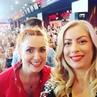 """Ornela Pasare Official on Instagram Un vis implinit alaturi de prietena mea @ asteptam pe Kemal turkey kanald friends"""""""