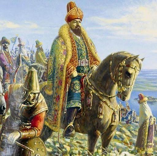Письмо Абулхаир-хана персидскому шаху Надиру, 7-8 ноября 1740 г.