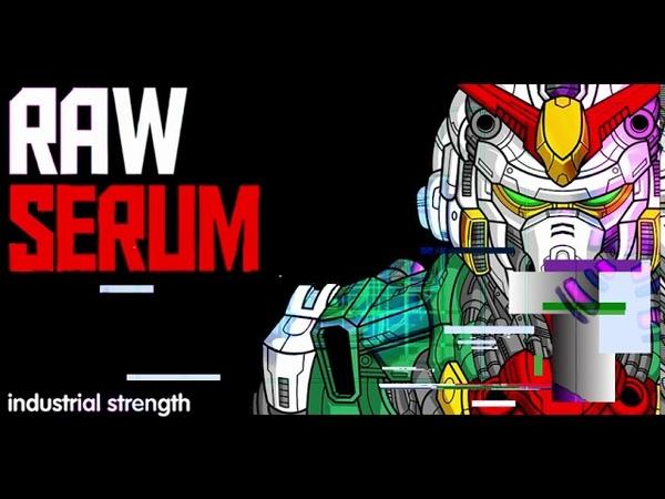 Sample Pack Raw Serum