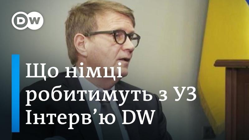Член правління Deutsche Bahn про співпрацю з Укрзалізницею DW Ukrainian