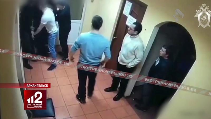 Прихватил обрез так как охрана в бар не пускала. Видео!