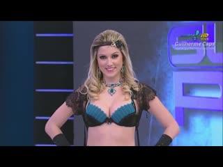 Бразильское телешоу Супер поп (Одна из участниц)