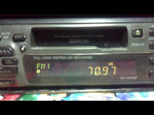 FM DXing Polar stereo on 70.97 MHz Radio Promin, Donetsk, 104 km