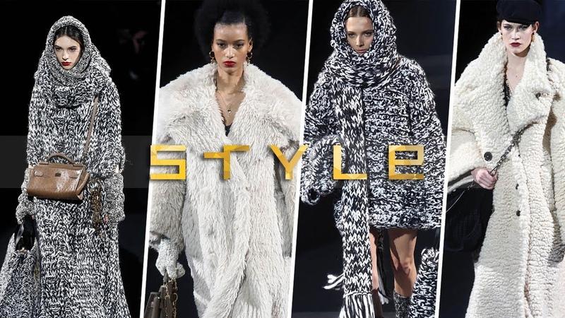 Dolce Gabbana Fall Winter 2020 2021 Full show