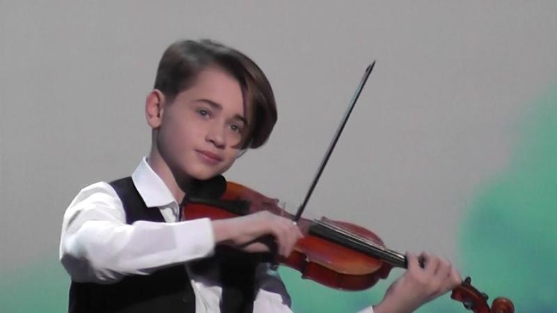 Рутгер Гарехт скрипка фортепиано От улыбки станет всем светлей Шаинский Forever