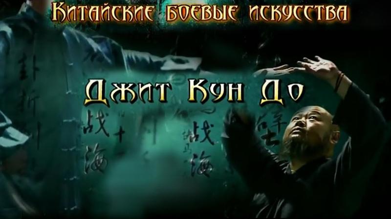 Китайские боевые искусства 14 серия: Джит Кун До
