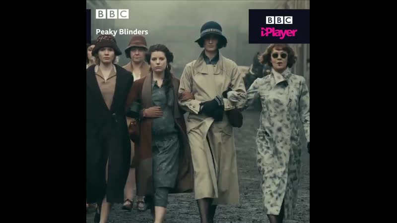 Its the women who rule Birmingham. Whos your favourite female character in the show - - PeakyBlinders Series 1-4 available now o