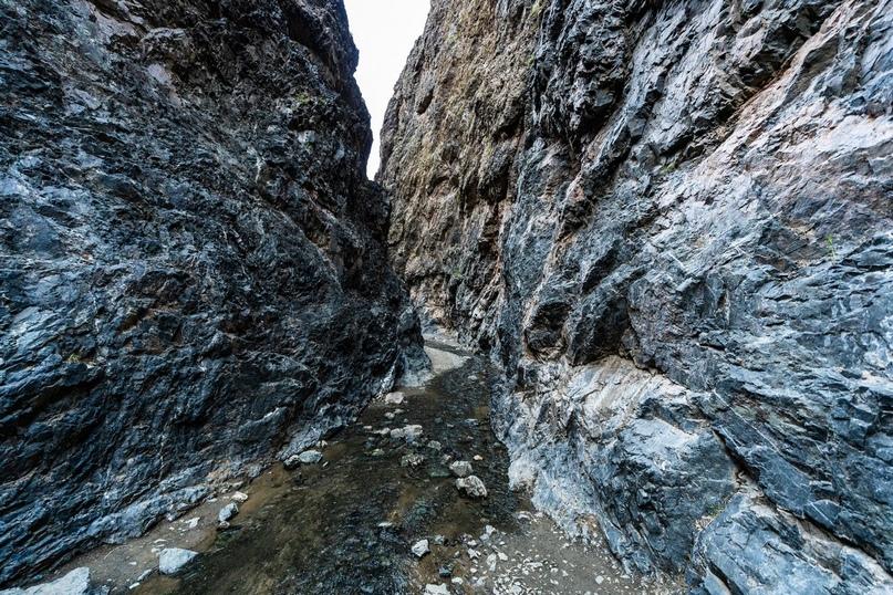 Евгений Касперский: В самом узком месте ширина ущелья всего несколько метров: