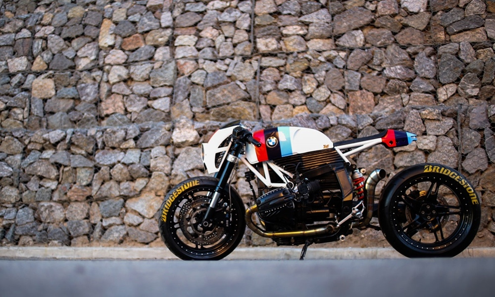 Lucky Customs: кастом BMW R1100S