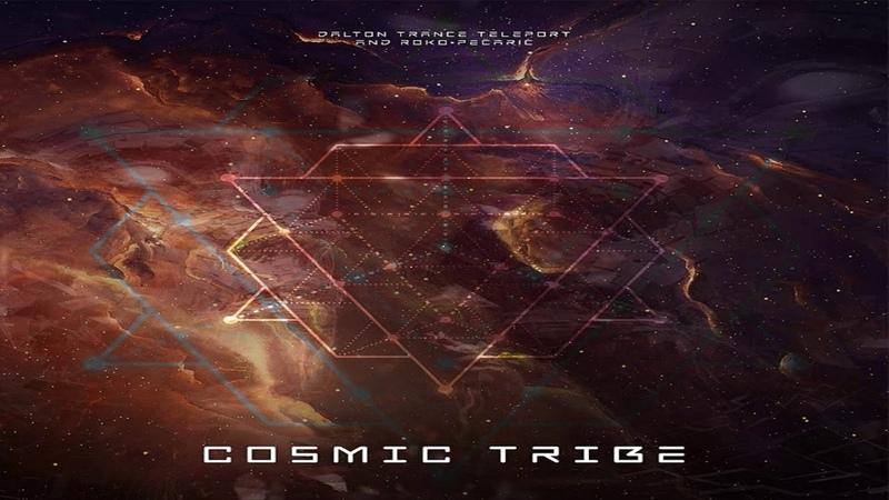 Dalton Trance Teleport Feat Roko Pecaric Cosmic Tribe Full EP ᴴᴰ
