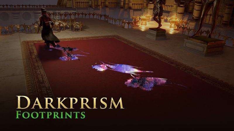 Path of Exile Darkprism Footprints