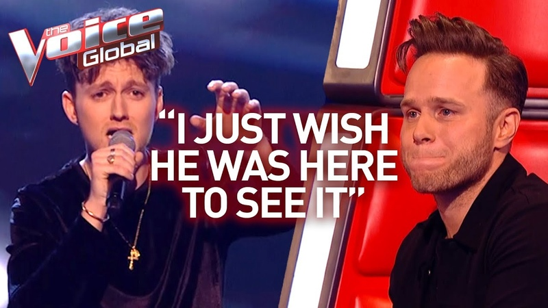 Most EMOTIONAL TRAGIC journey in The Voice ever 39
