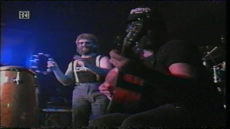 Nazareth - Rock aus dem Alabama, Munchen 1984