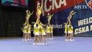 Кометы - Comets - Чирлидинг - Cheerleading - Чемпионат России по чир спорту 2020