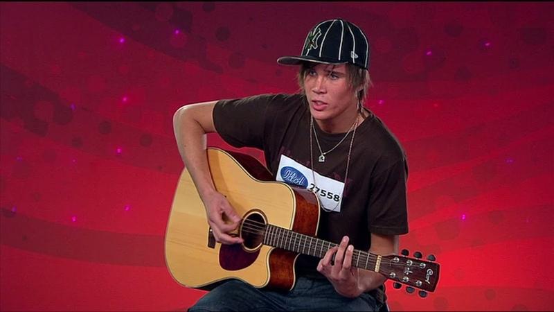 Idol 2008 Robin Bengtssons audition imponerar på Idoljuryn Idol Sverige TV4