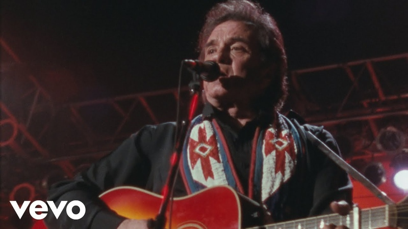 The Highwaymen Ring of Fire American Outlaws Live at Nassau Coliseum 1990