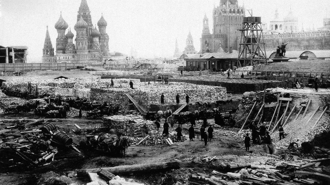Катастрофа (или война) о которой молчат историки. Разбирая старые фотографии.. HKqIl2XGnVk
