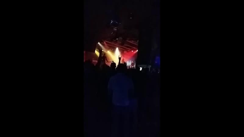 Марина Андромеда - Live