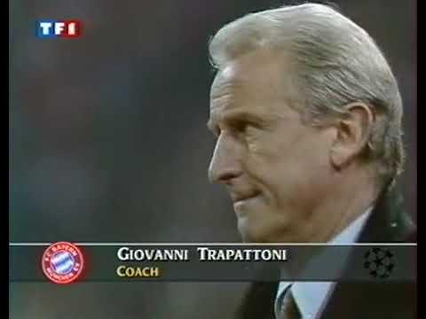 Bayern Munich vs PSG 94 95