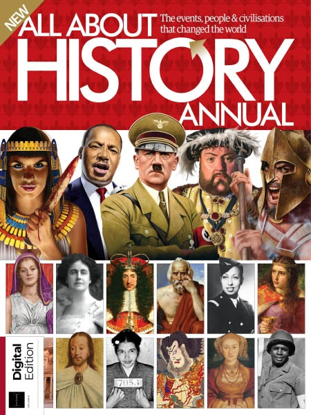 All About History Annual 2019