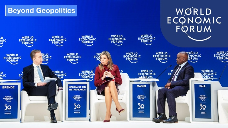 High Level Panel on Africa DAVOS 2020