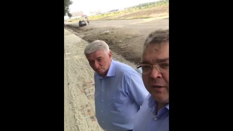 Владимиров и Джатдоев вместе построили дорогу Регион 26 Ставрополь