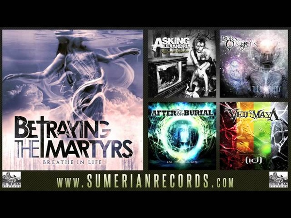 BETRAYING THE MARTYRS Leave It All Behind