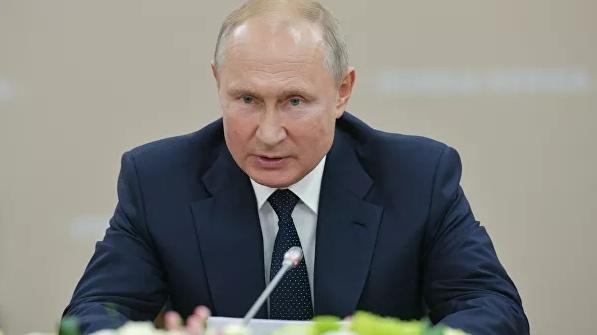 Путин назначил Мединского, Орешкина и Козака на новые должности
