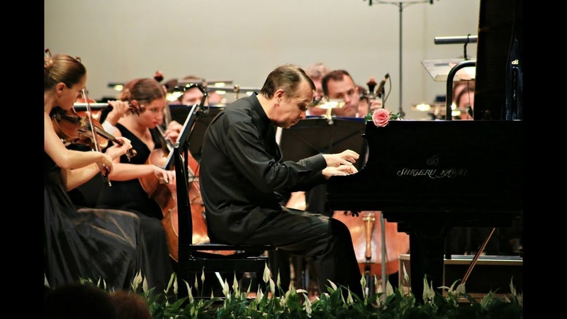 Mikhail Pletnev plays Scriabin Piano Concerto, op. 20 – live 2018