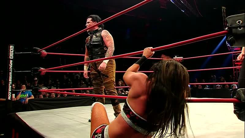 Sami Callihan vs Tessa Blanchard - Impact Wrestling Hard To Kill 2020 - Impact World Championship