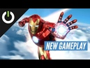 Iron Man VR 360 Tracking Gameplay (Camouflaj) - PSVR