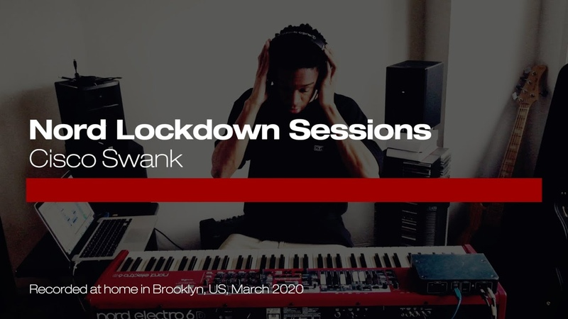 Nord Lockdown Sessions Cisco Swank