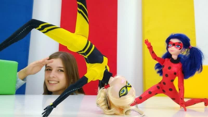 ToyFriendTV • ToyClub шоу - Супер кот ищет куклу Квин Би.