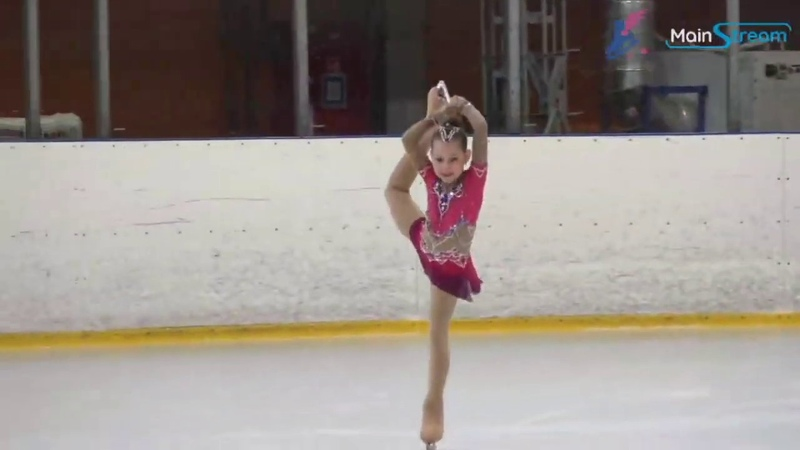 Anastasia Kondik(2012), 2nd Youth, 2020.02.17 Championships Defender of the Fatherland Day