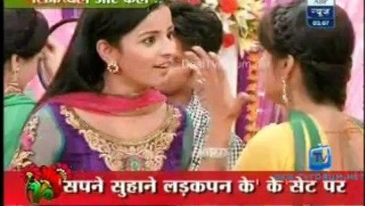 Saas Bahu Aur Saazish SBS ABP News 25th May 2013 Video pt2 video dailymotion