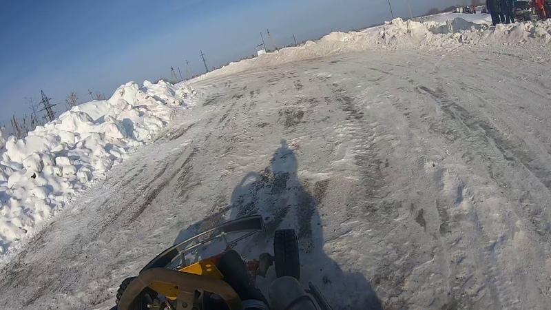 4 Этап КСО по картингу г.Алапаевск 15.02.2020 Класс Ракет-120 (Предфинал)