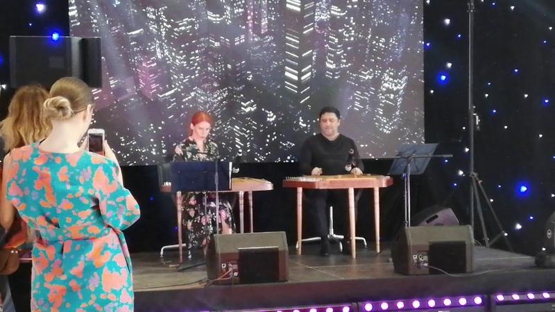 Sting Shape Of My Heart исполнение на цимбалах Беларусь трек фильма Леон суперисполнение