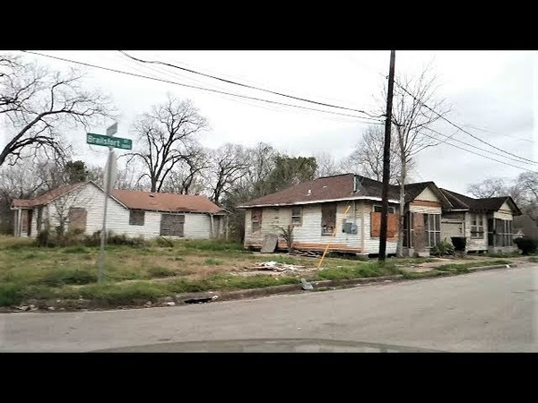 HOUSTON'S WORST LOOKING HOODS CUNEY HOUSING PROJECTS