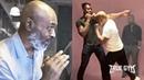 Майк Тайсон учит бить бойцов UFC Показал отличную форму в 53 года