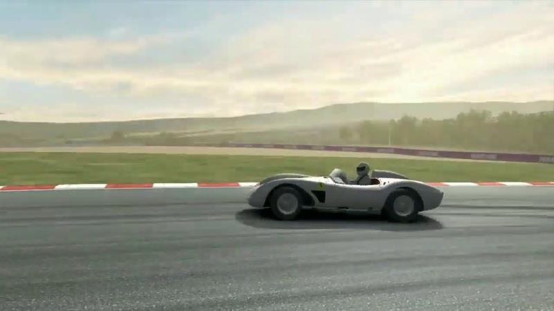 История Ferrari 500 TRC / Real Racing 3