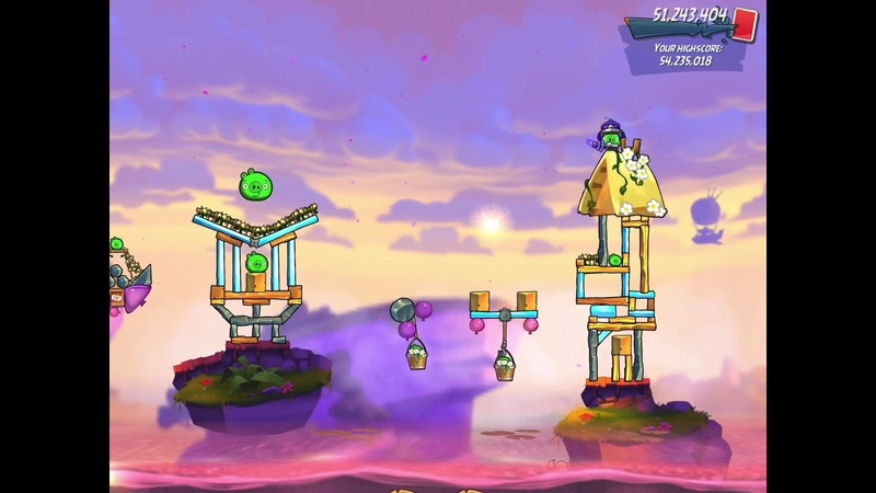 Angry Birds 2 AB2 Clan Battle CVC 2020 06 06 Bubbles